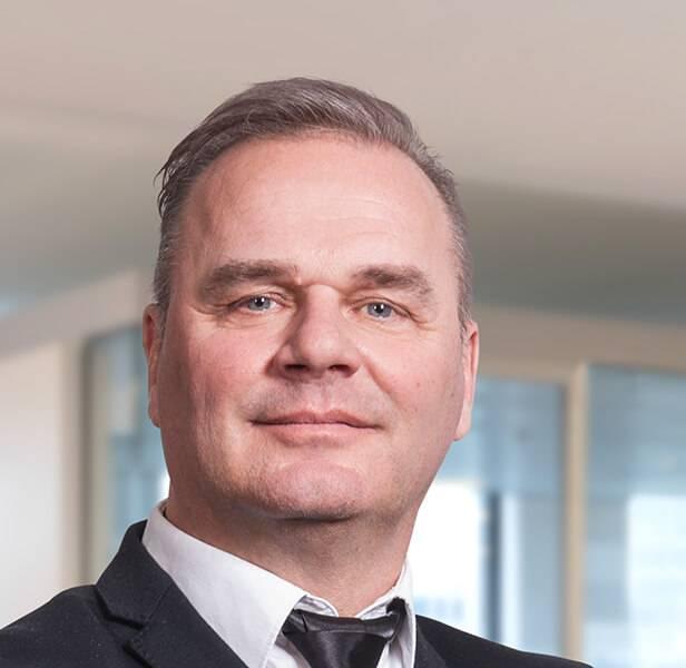 Bezirksdirektion Jürgen Weiß