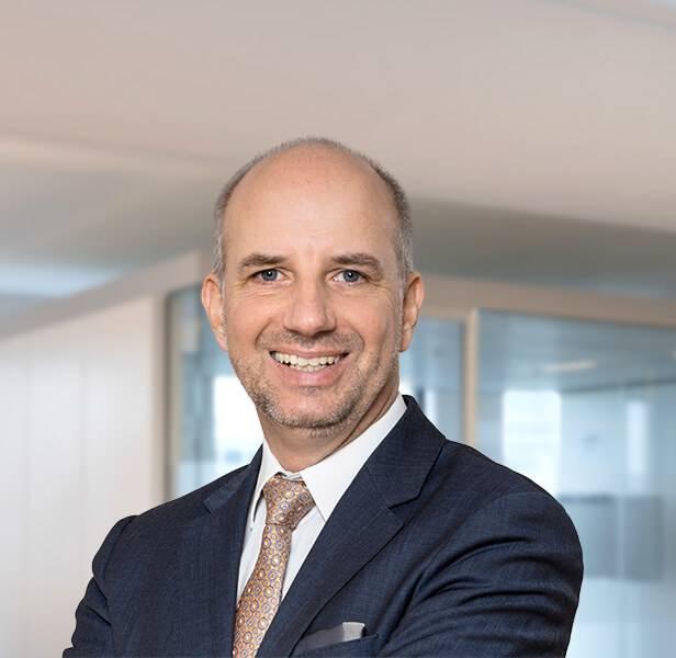 Gebietsdirektor Frank Bergemann