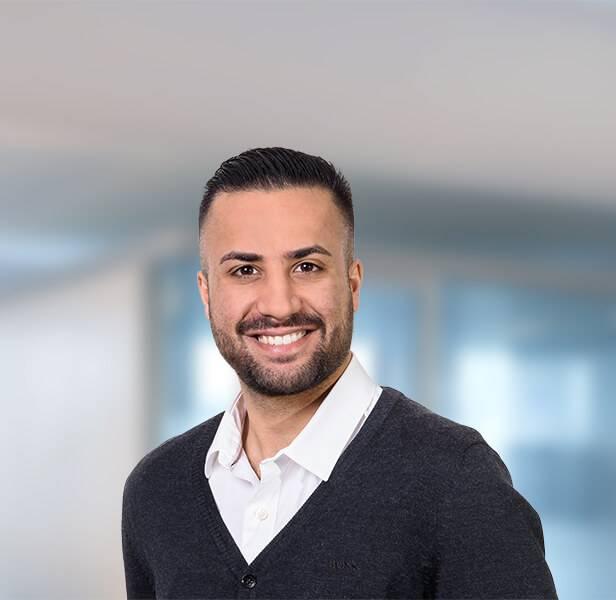 Hauptagentur Farzad Hosseini
